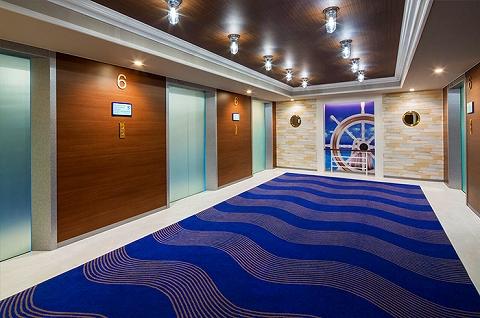 s-シェラトン・グランデ・トーキョーベイ・ホテル 6Fエレベーター・ホール.jpg