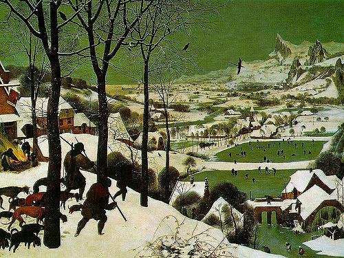 s-ブリューゲル『雪中の狩人』ウイーン美術史美術館.jpg