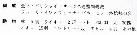 s-ボリショイ・サーカス1966 03 パンフレット構成と動物.jpg