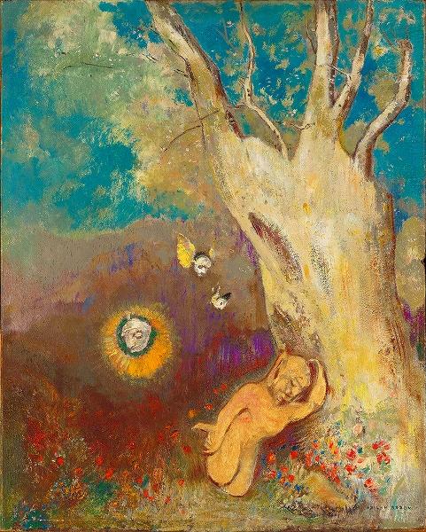 s-オディロン・ルドン≪キャリバンの眠り≫1895-1900.jpg
